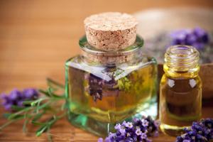photo huile essentielle